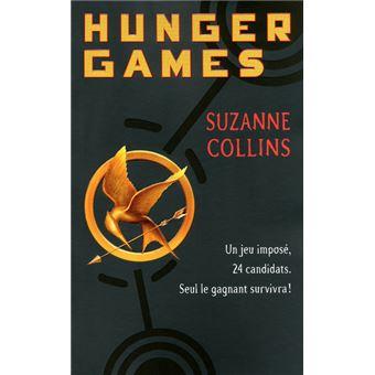"""Résultat de recherche d'images pour """"hunger games livres"""""""