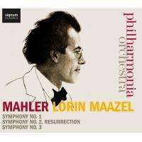 Mahler: Sinfonie 1/2/3