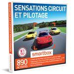 SMAR Coffret cadeau Smartbox Sensations circuit et pilotage