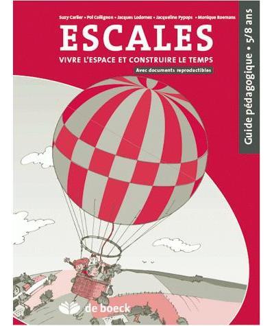 Escales 5/8-guide pedagogique