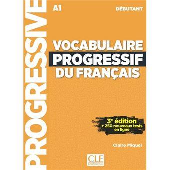 Vocabulaire Progressif Du Francais Debutant 3e Edition Cd