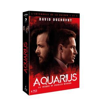 AquariusAquarius Saison 1 et 2 Blu-ray