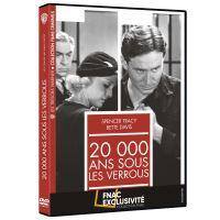 20 000 ans sous les verrous Exclusivité Fnac DVD
