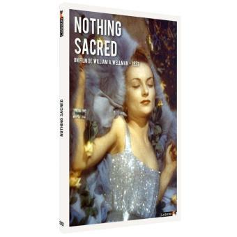 Nothing Sacred DVD