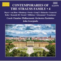 CONTEMPORARIES OF THE STRAUSS FAMILY VOL. 4