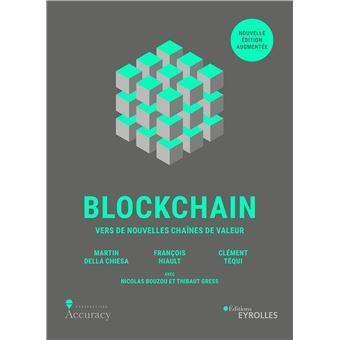Blockchain  vers de nouvelles chaines de valeur