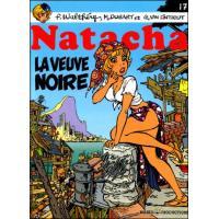 Natacha - La veuve noire