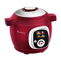 Multicuiseur Intelligent Cookeo Moulinex CE701500, Rouge
