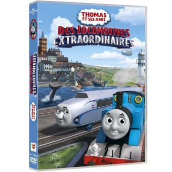 Thomas et ses amis thomas et ses amis volume 6 locomotives extraordinaires dvd zone 2 - Thomas et ses amis dessin anime ...