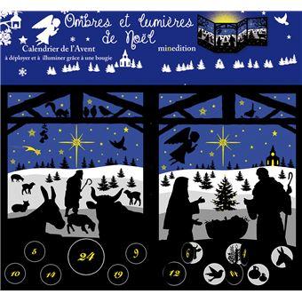 Calendrier de l'Avent - Ombres et lumière de Noël - Evangelisti