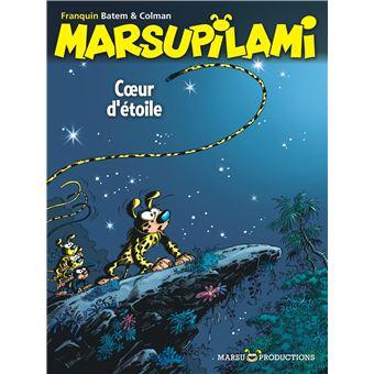 MarsupilamiMarsupilami,27:coeur d'etoile