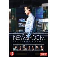 The Newsroom - The Complete Series DVD-Box