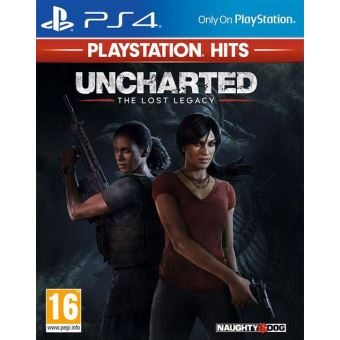 UNCHARTED LOST LEGACY  HITS FR/NL PS4