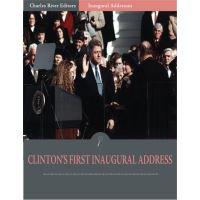 bill clintons first inaugural address