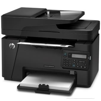imprimante hp laserjet pro m127fn multifonctions ethernet web imprimante multifonction. Black Bedroom Furniture Sets. Home Design Ideas