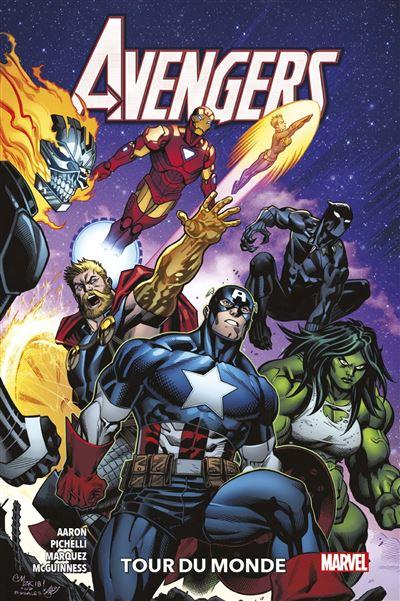 Avengers T02 : Tour du monde