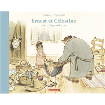 Ernest et CélestineErnest et Célestine vont pique-niquer