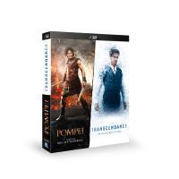 Coffret Pompei + Transcendance Blu-ray