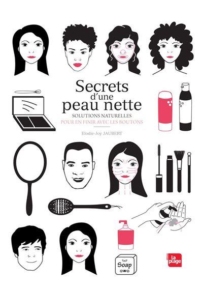 Secrets d'une peau nette - 9782842214784 - 7,99 €