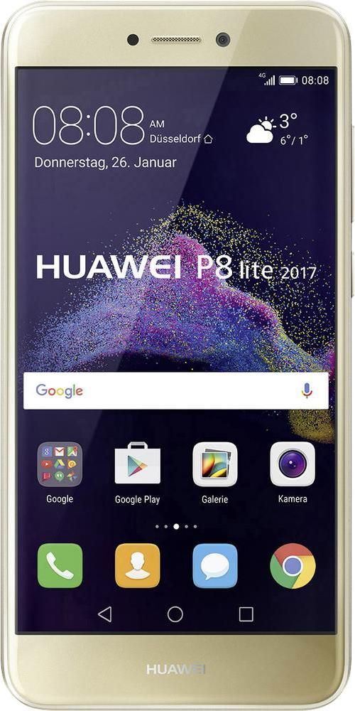 Smartphone Huawei P8 Lite 2017 Double SIM 16 Go Or