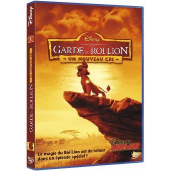 La Garde du Roi LionLa garde du Roi Lion Un nouveau cri DVD