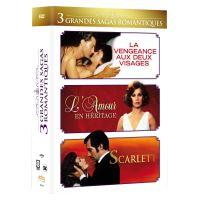 Coffret 3 Grandes sagas romantiques DVD