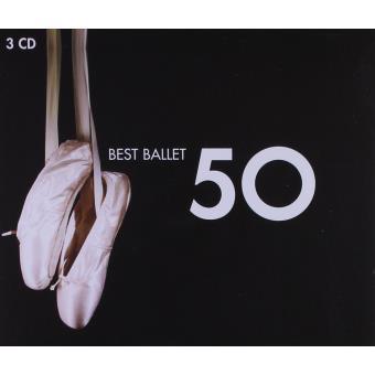 50 Best Ballet - 3CD