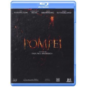 Pompéi Combo Blu-Ray 3D
