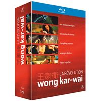 Wong Kar-Wai Coffret 5 Blu-Ray