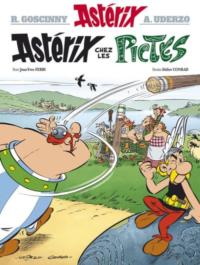 Astérix chez les Pictes - 35 - 9782864973072 - 7,99 €