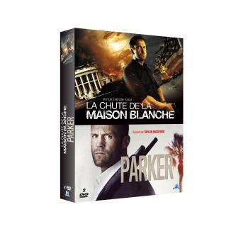 Parker - La chute de la Maison Blanche Coffret 2 DVD