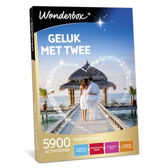Wonderbox NL Geluk met twee