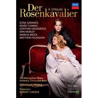 Der Rosenkavalier DVD
