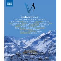 Verbier Festival The 25th Anniversary Concert Blu-ray
