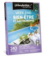 WOND Coffret cadeau Wonderbox Week-end bien-être et gastronom...