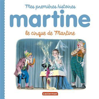 MartineLe cirque de Martine