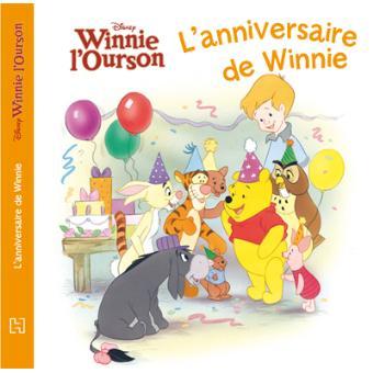 Winnie L Ourson L Anniversaire De Winnie Ma Petite Histoire Winnie Collectif Cartonne Achat Livre Fnac