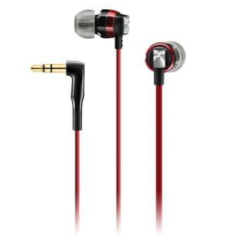 SENNHEISER CX 3.00 RED EARPHONES