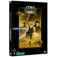 Star Wars L'Attaque des Clones Episode 2 DVD