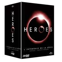 Heroes, Heroes Reborn Coffret DVD