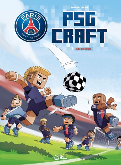Paris Saint-Germain : PSG Craft