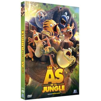 Les as de la jungleLes As de la jungle 2017 DVD