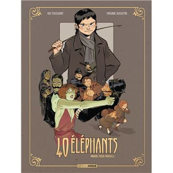 Elephant Man40 éléphants - volume 2