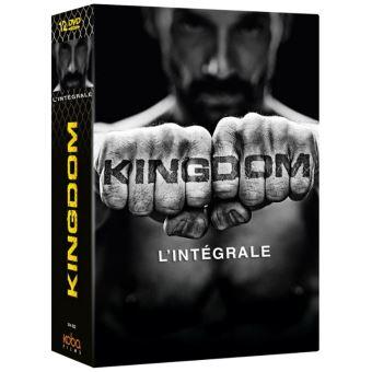 KingdomCoffret Kingdom Saisons 1 à 3 DVD