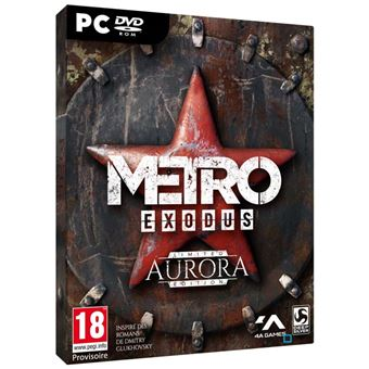 Metro Exodus Aurora Edition Limitée PC