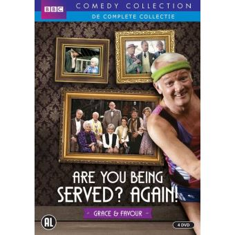 Are You Being Served? Again! - Complete Collection BIL