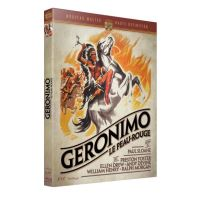Geronimo le peau rouge Blu-ray