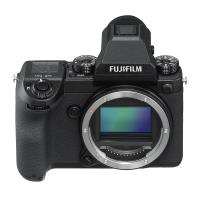 Hybride Fujifilm GFX 50S Boîtier nu