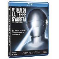 Le jour où la Terre s'arrêta Version 2008 Blu-ray