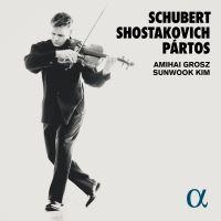 Schubert Shostakovich et Pártos